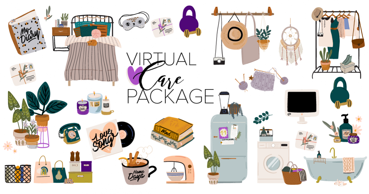 Virtual care package from the Student Health Center